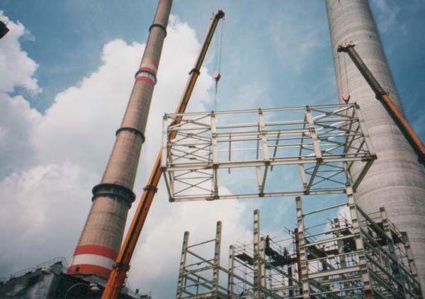 konstrukce odsiřovací jednotky elektrárna DĚTMAROVICE_1